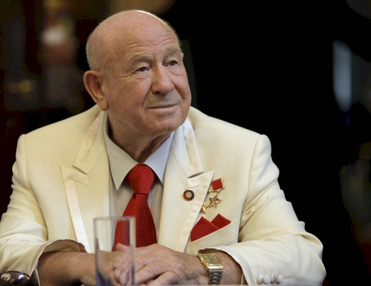 Alexei Leonov Getty