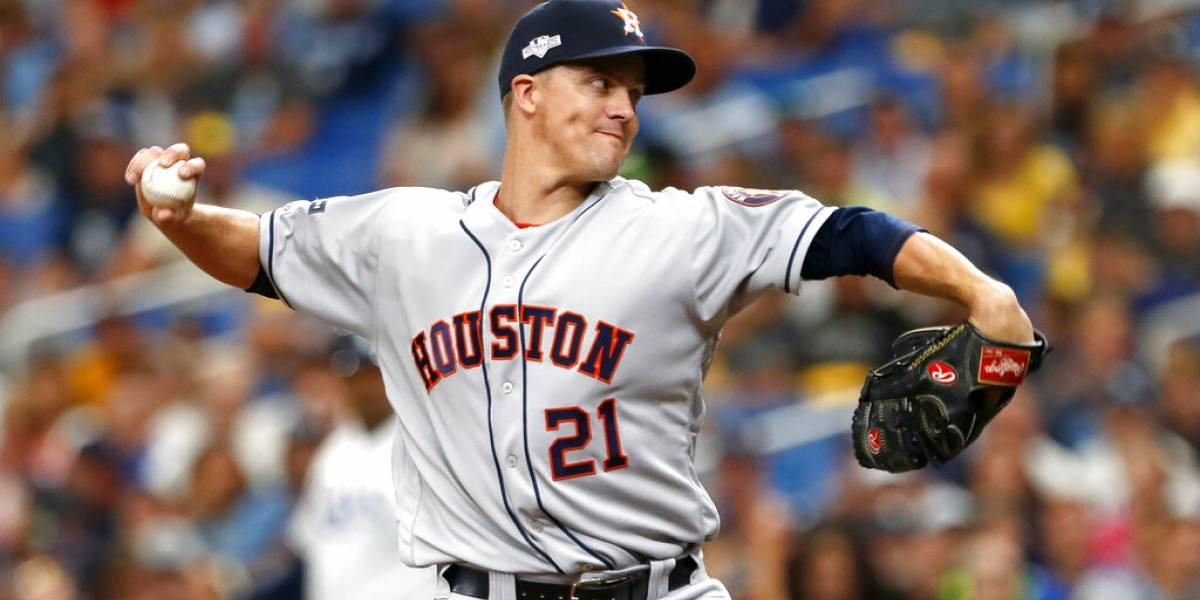 Houston Astros traen su mejor alineación para enfrentar a los Yankees