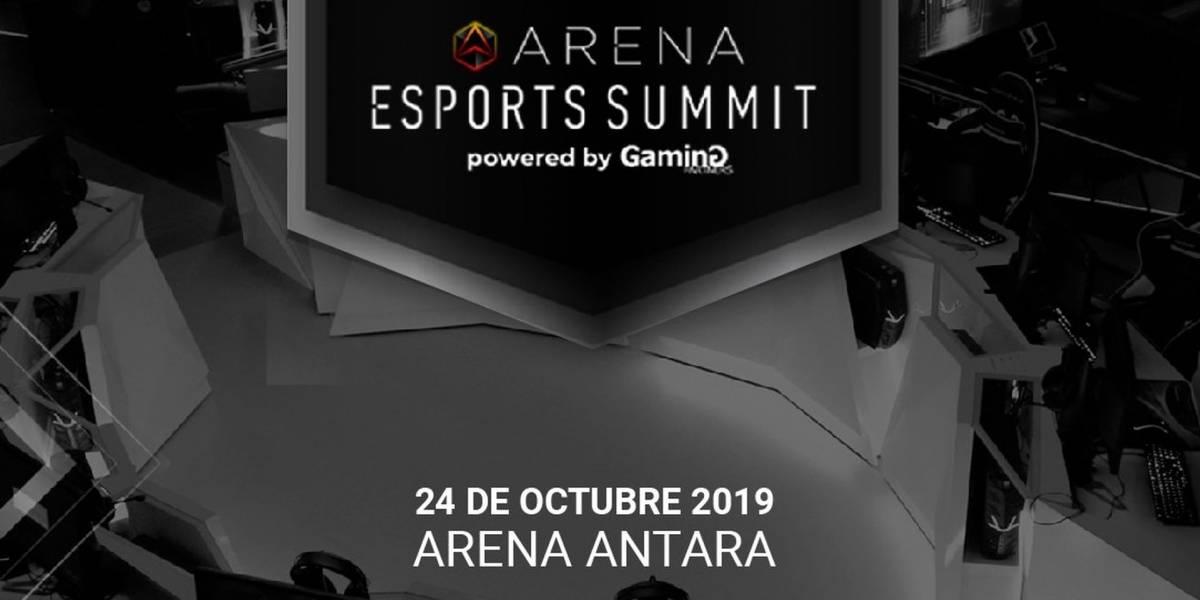 Arena presenta primer encuentro de negocios de esports