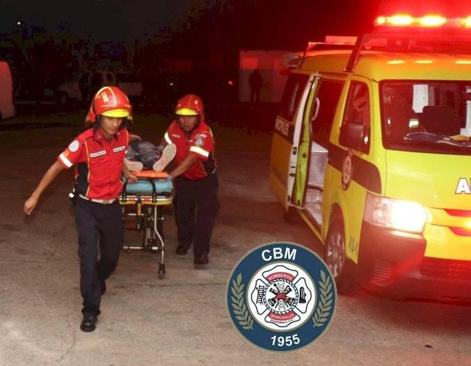 Balacera en vivienda de zona 7 deja un muerto y un herido