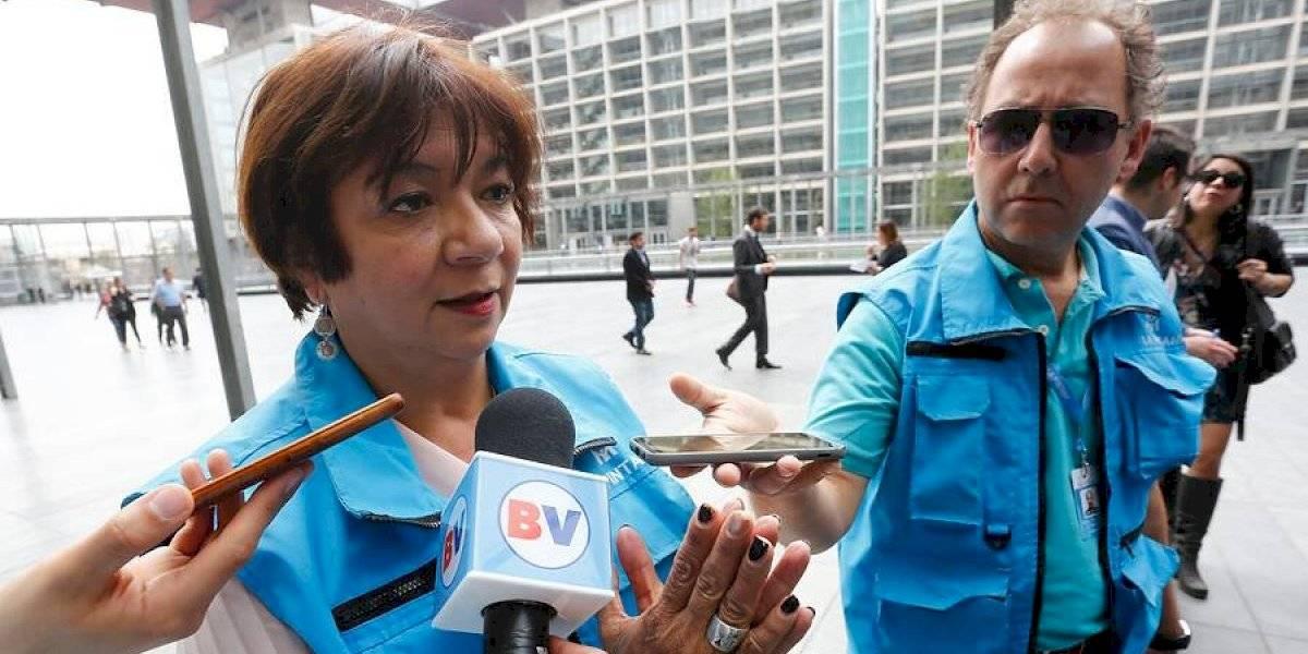 """Alcaldesa de La Pintana: """"Si el bebé baleado hubiese sido de Las Condes, el autor ya estaría detenido"""""""