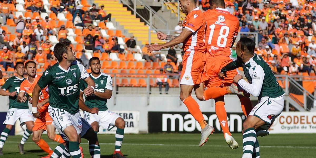 """A un día del crucial choque entre Wanderers y Cobreloa en Primera B: """"Es el partido más lindo de todos"""""""