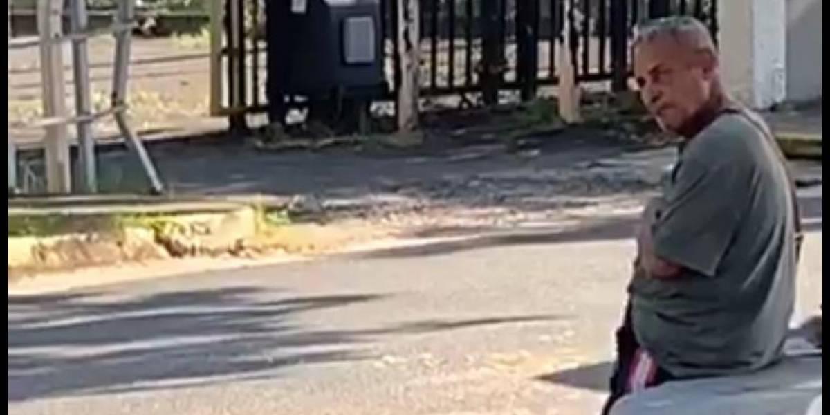 Captan en video a hombre presuntamente masturbándose en área de Santurce