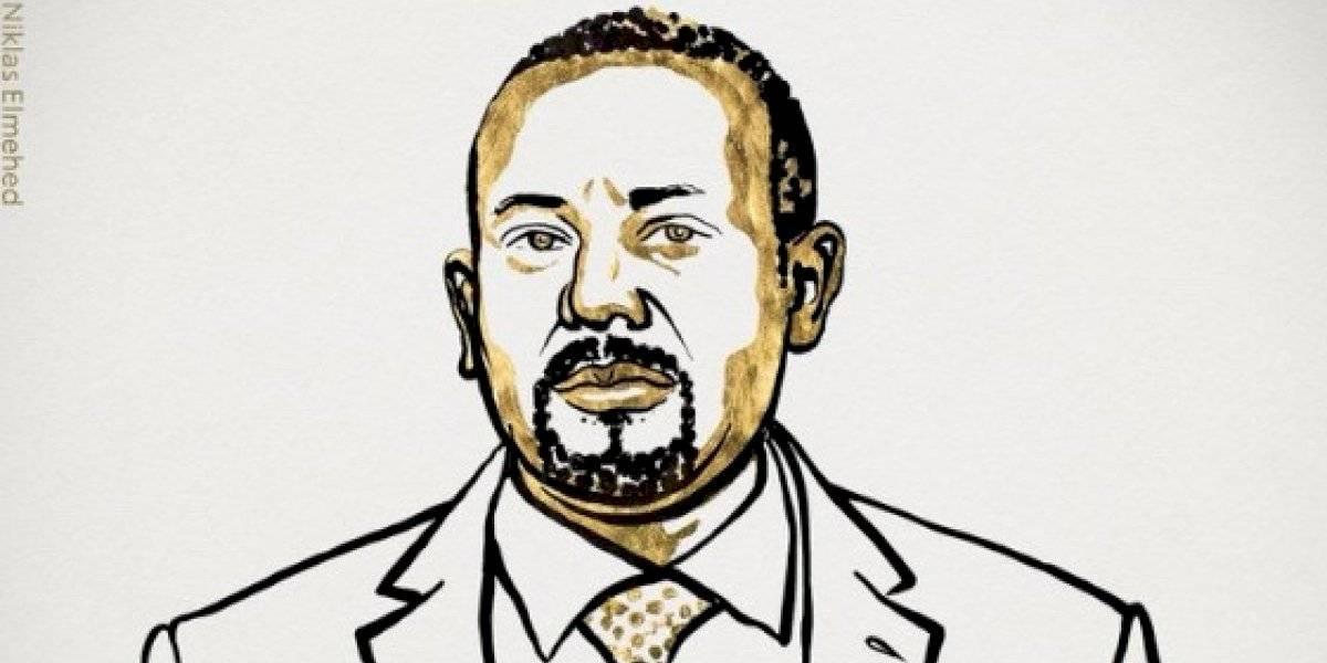 Superó a Greta Thunberg: primer ministro de Etiopía Abiy Ahmed Ali gana el Nobel de la Paz
