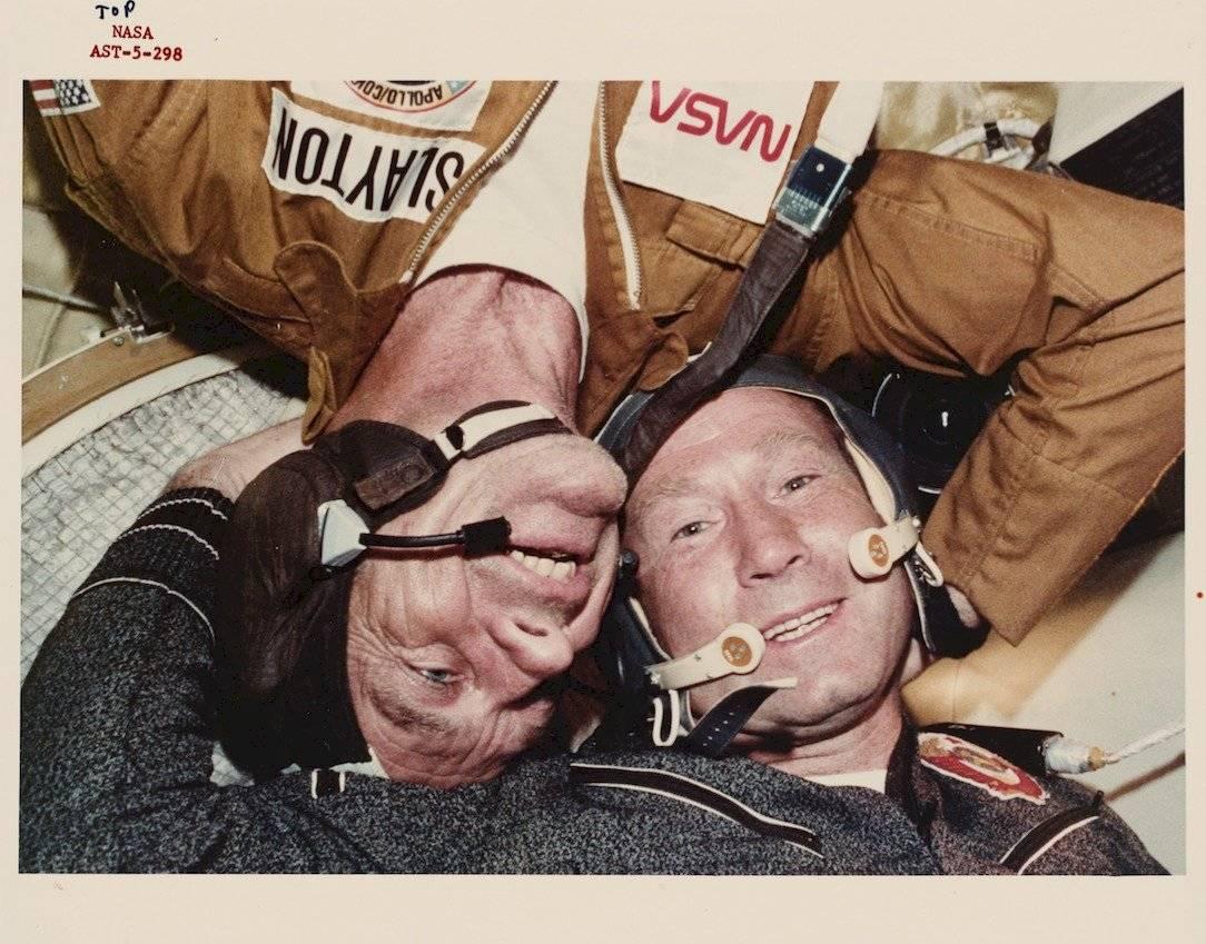 Adiós a Alexéi Leónov, el primer caminante espacial