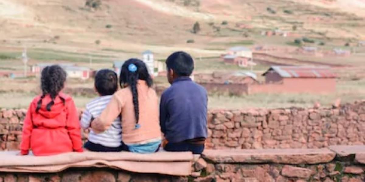 Estudio sobre niñez y adolescencia revela que el Estado no les destina suficientes fondos