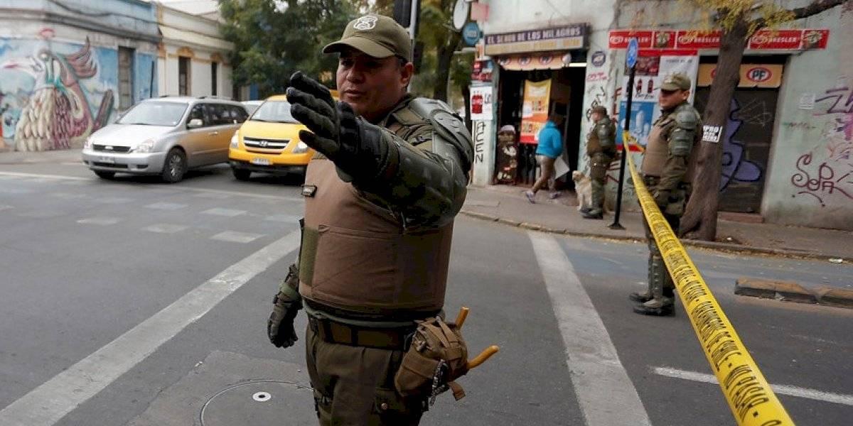 Carabineros confirma detención del sospechoso de mortal portonazo en San Ramón