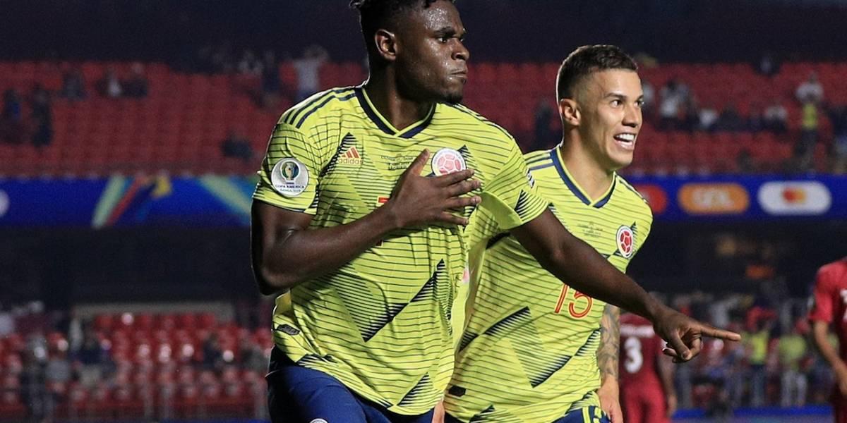 ¡Como si fuera un partido oficial! Definida la titular de Colombia para vencer a Chile