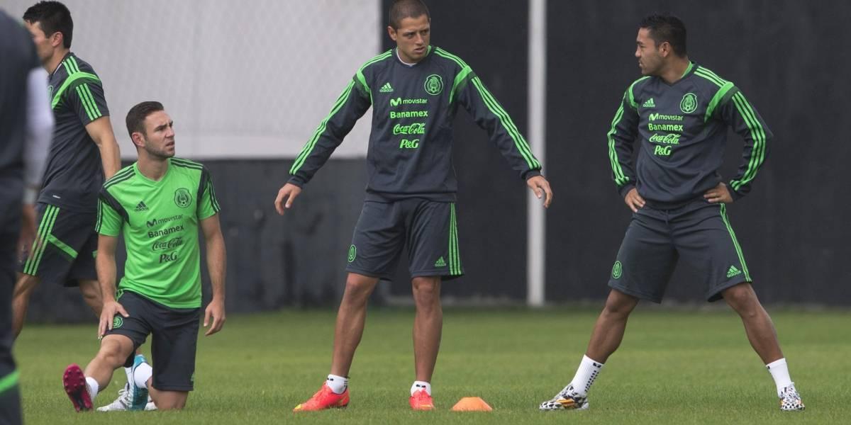 Chicharito, Layún y Fabián, ¿volverán al Tricolor?