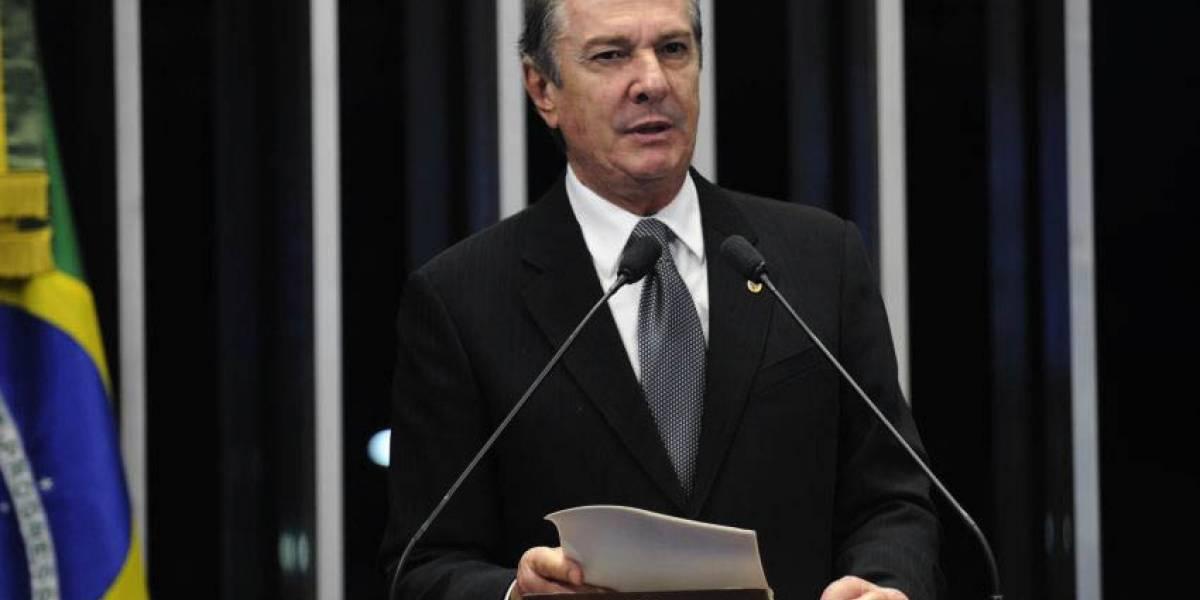 Para ex-presidente Collor, Bolsonaro erra ao ignorar a importância dos partidos políticos