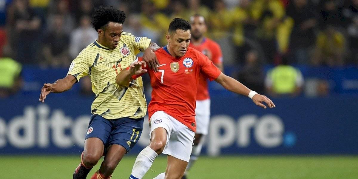 Colombia vs. Chile: Amistoso con olor a revancha