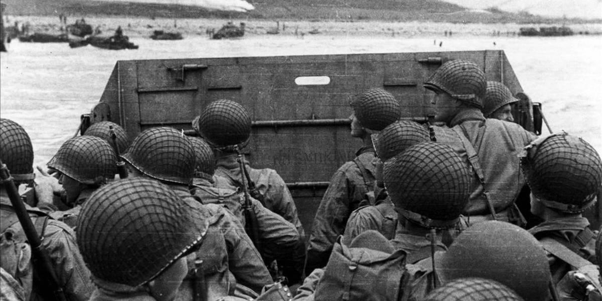 Descubre en un sótano cintas de audio originales del desembarco de Normandía