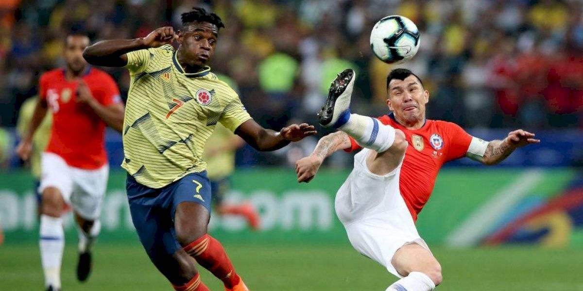 Colombia prepara una formación potente ante la Roja pese a no tener a sus históricos James y Falcao