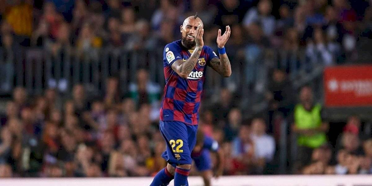 """El Rey Arturo conquista Barcelona: """"Al míster le iría muy bien tener más de un Vidal"""""""