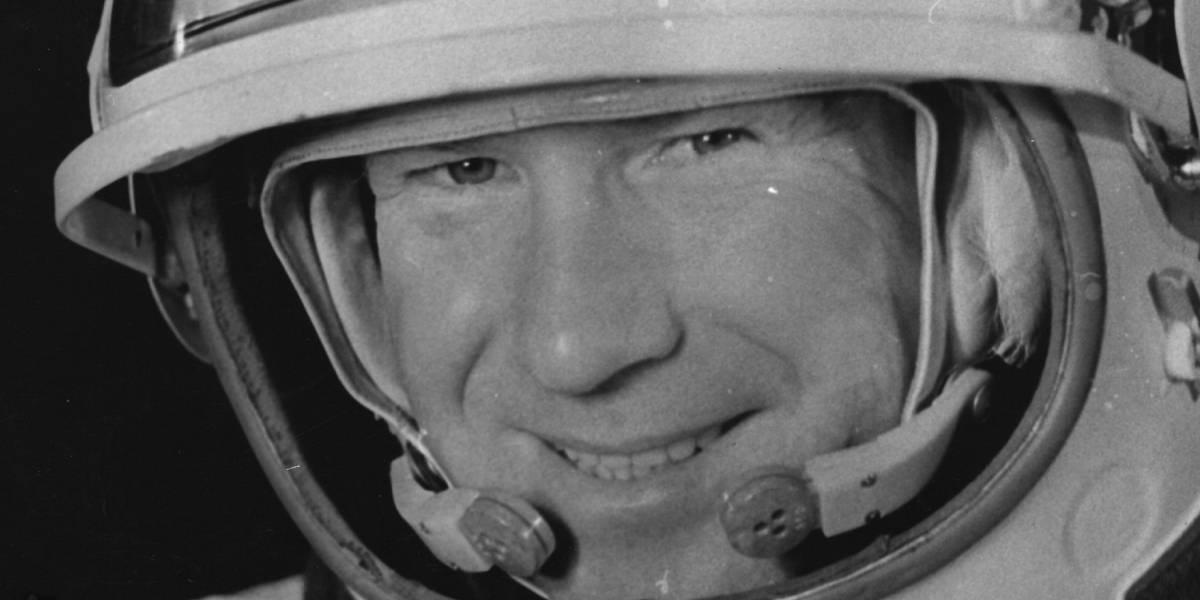 Muere el cosmonauta Alexéi Leonov, primer caminante espacial