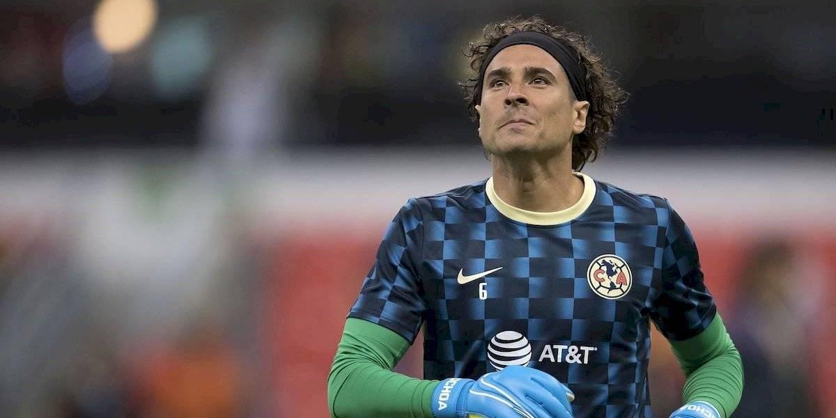 """Ochoa: """"Yo era el elegido por el Napoli pero el presidente del Standard no me dejó ir"""""""