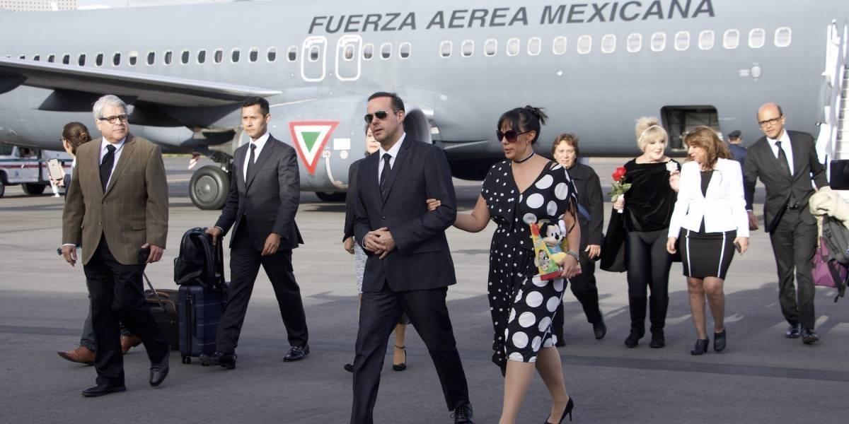 La millonaria suma que pagará el pueblo mexicano por el viaje de las cenizas de José José