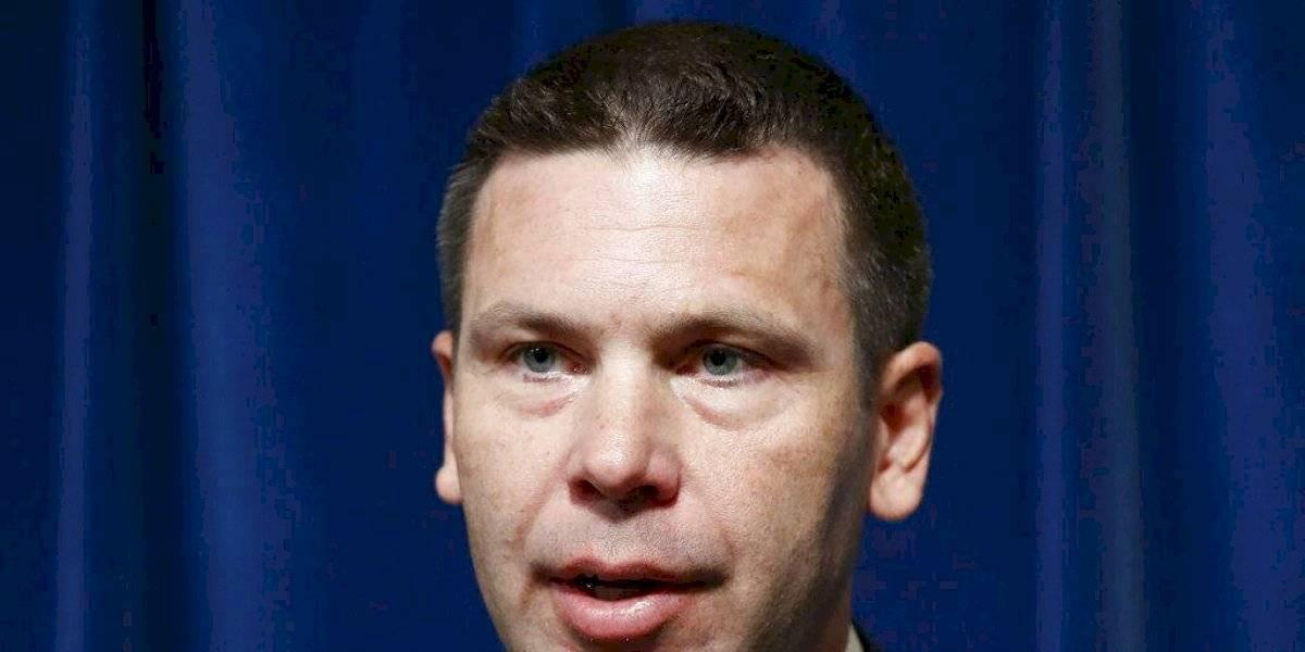 Kevin McAleenan renuncia como secretario Seguridad Nacional de EU