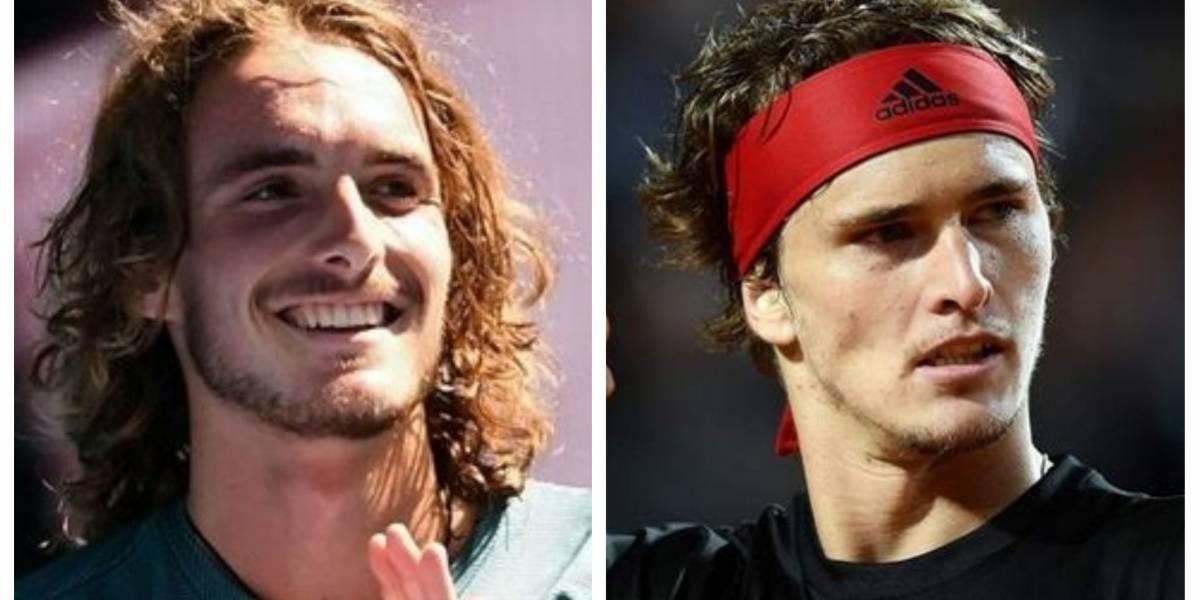 VIDEO. La nueva generación elimina a Roger Federer y Novak Djokovic en Shanghái