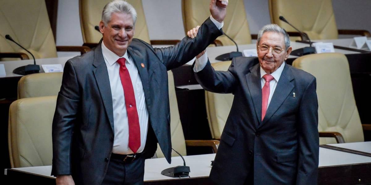Miguel Díaz-Canel é eleito 1º presidente de Cuba após 43 anos