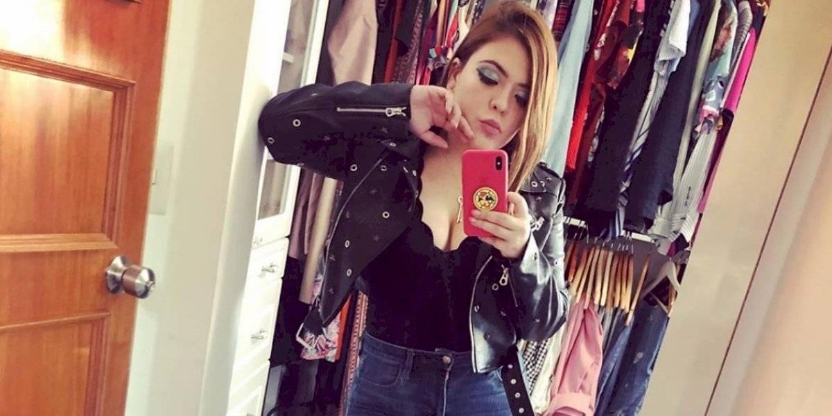 Mishelle Herrera, hija del Piojo, ficha con TUDN