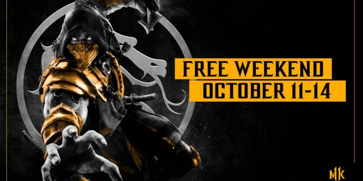 Game Mortal Kombat 11 está disponível gratuitamente para download
