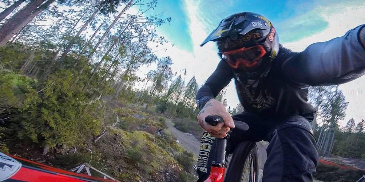 Reconocido ciclista muere tras caída de montaña en México