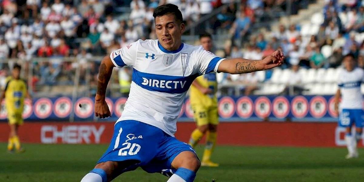 No entra Buonanotte: El equipo de la UC para dar vuelta la serie ante La Calera por Copa Chile
