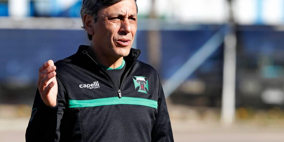 Hugo Vilches asume como nuevo entrenador de Curicó con la misión de la permanencia