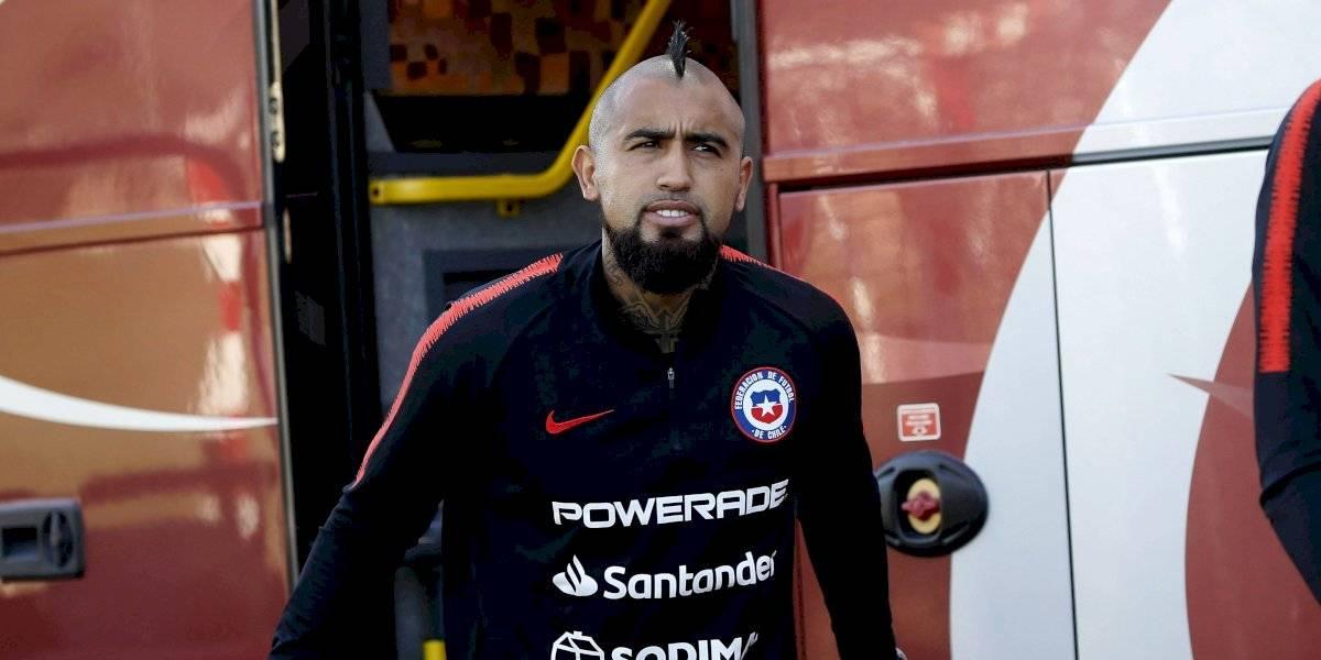 La inédita meta que Arturo Vidal quiere lograr con la Roja
