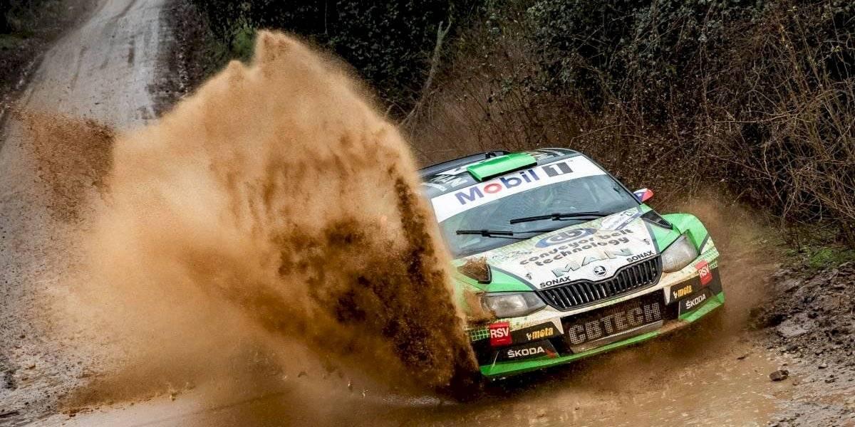 El Rally Mobil 2020 arranca con el WRC en Concepción