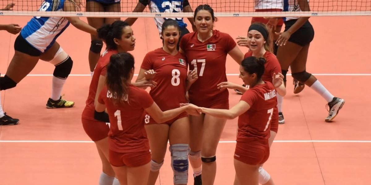 México sigue con vida en busca de un boleto a Juegos Olímpicos