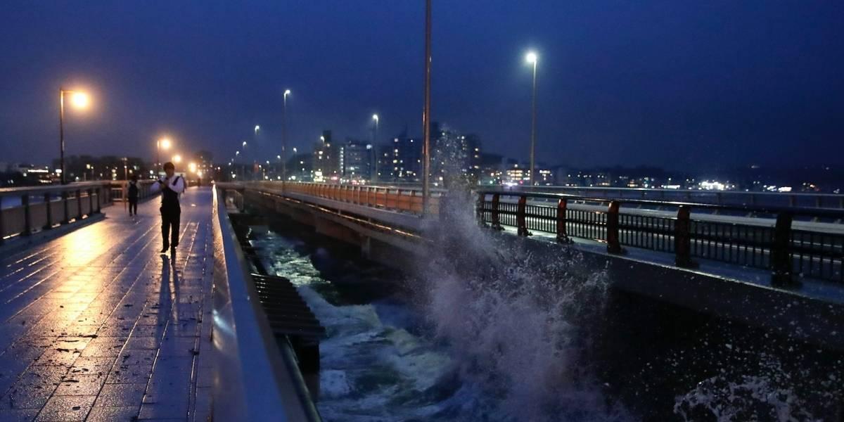 Japón se prepara para tifón Hagibis