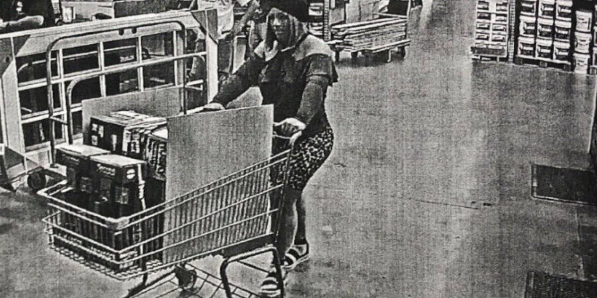 Buscan a esta mujer por robo en Home Depot de Caguas