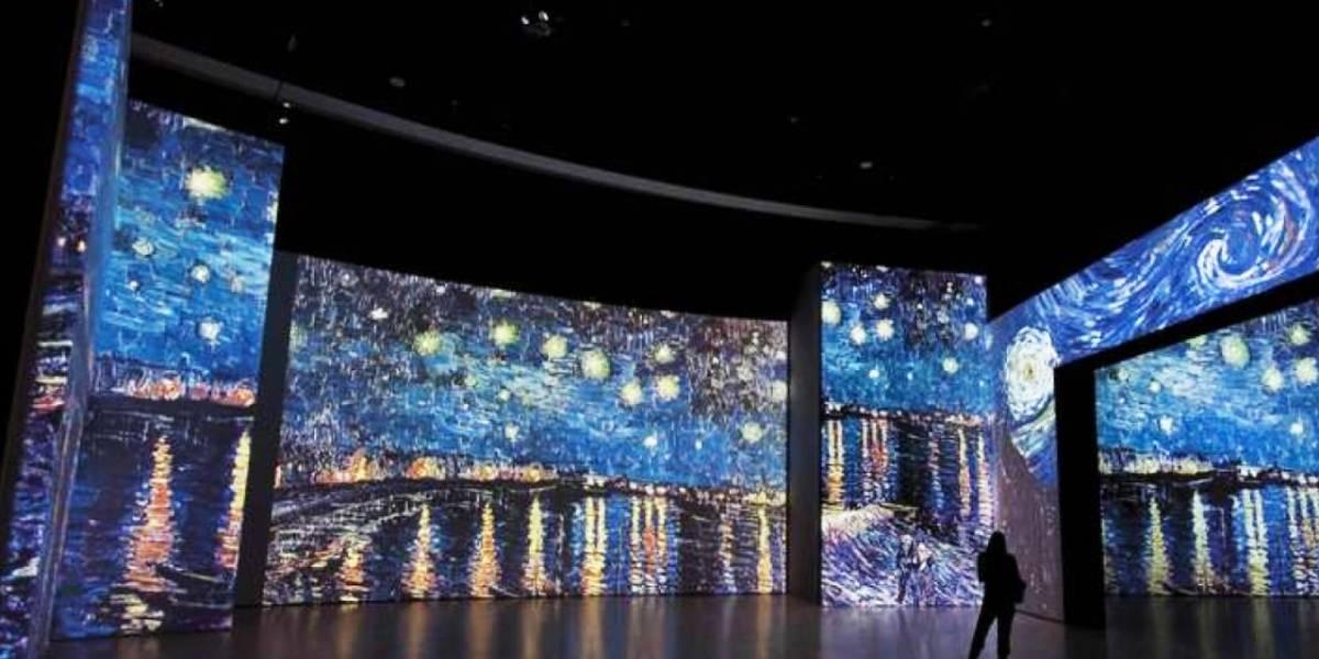 México: Llegará la Van Gogh Alive The Experience en febrero