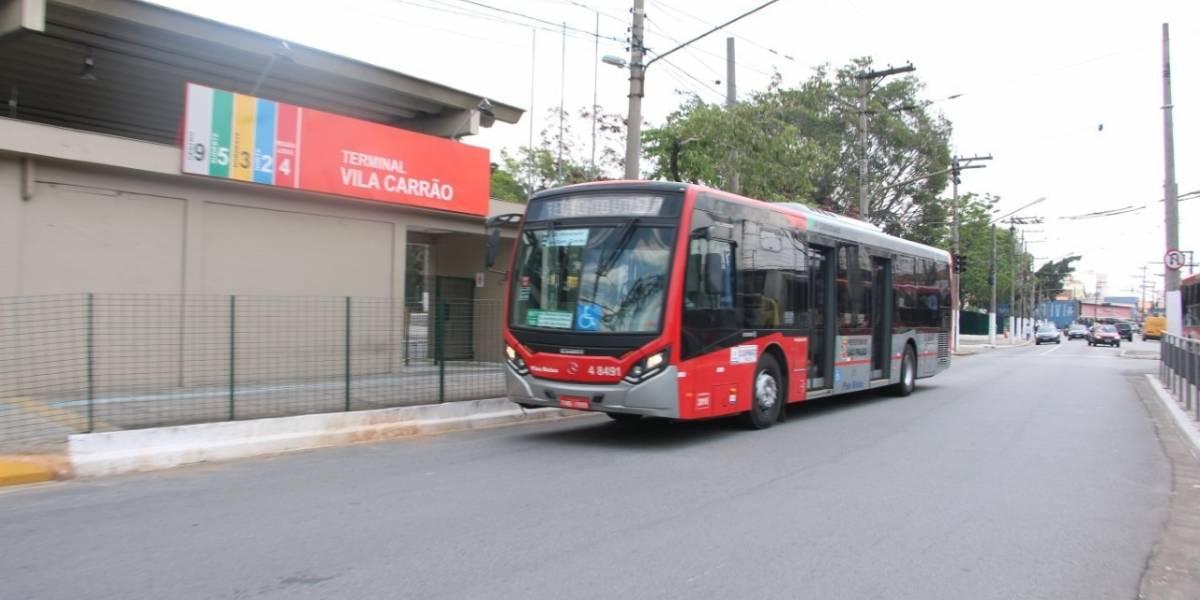 Terminal Vila Carrão recebe unidade móvel LGBTI na segunda