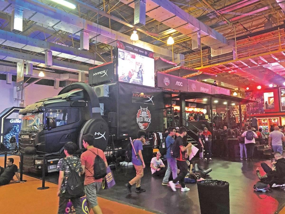Caminhão Hyper X BGS 2019