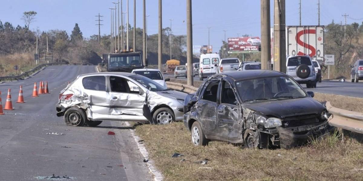 Acidentes de trânsito com crianças geram 9,8 mil indenizações este ano