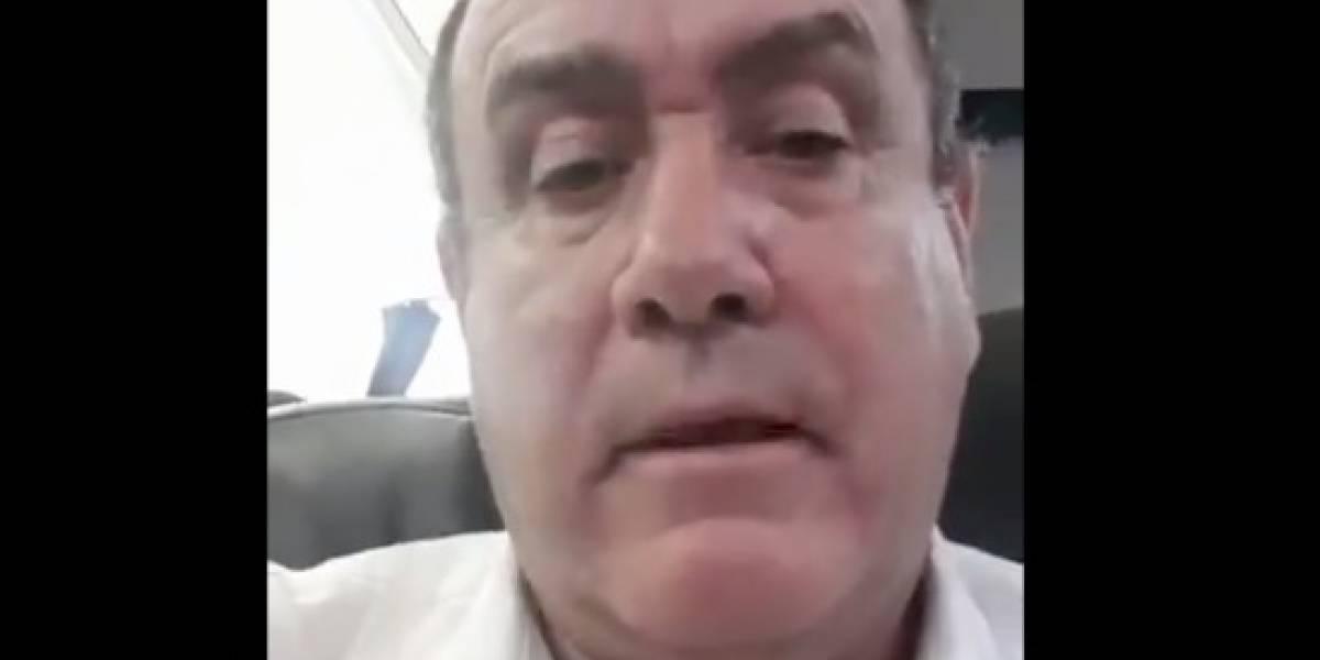 Venezuela prohíbe ingreso de presidente electo Alejandro Giammattei por su apoyo a Guaidó
