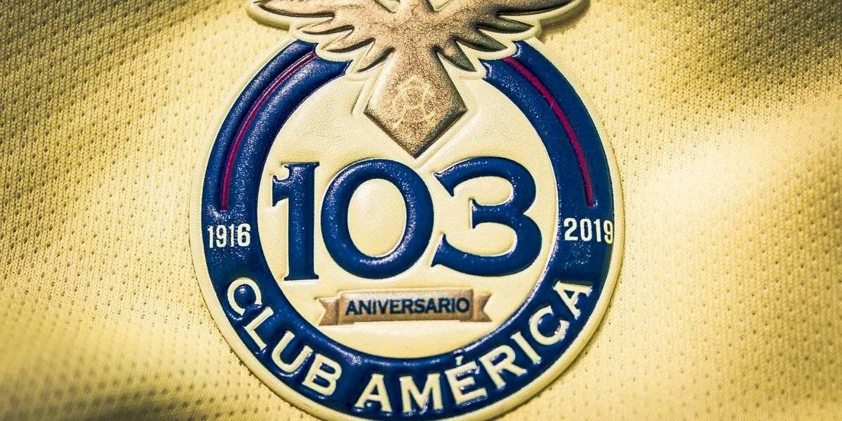 El mundo del futbol felicita al América por su 103 aniversario