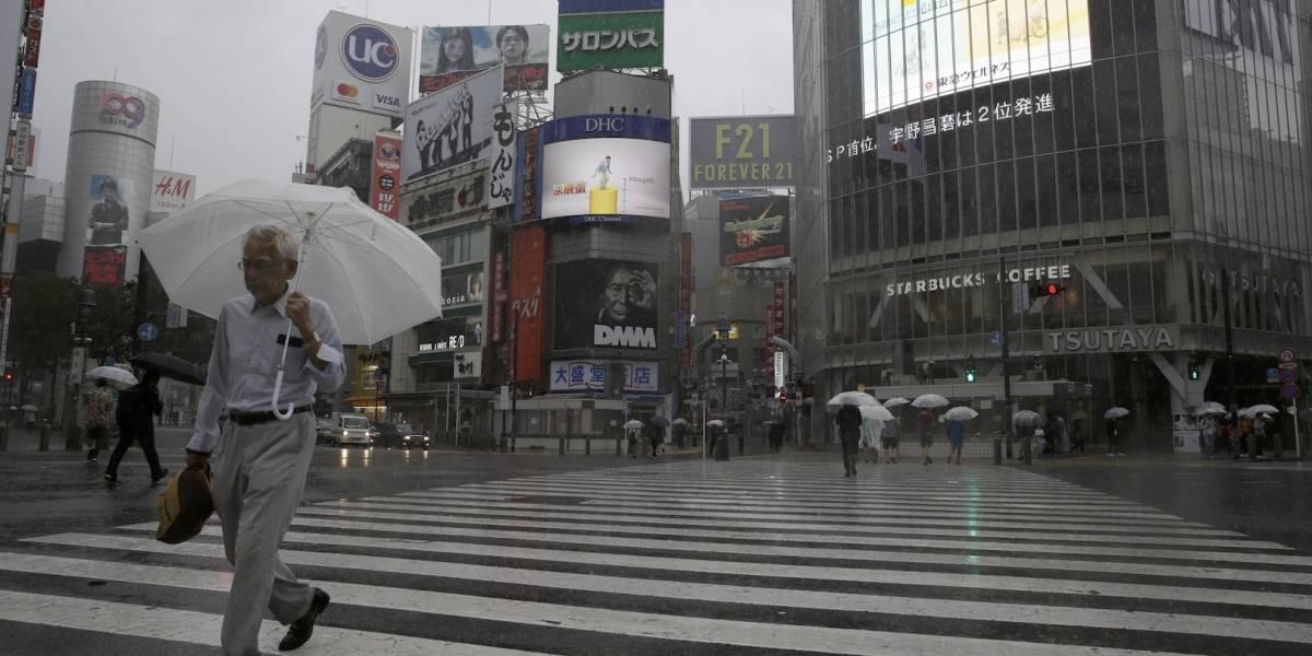 Sismo magnitud 5.7 sacude Japón mientras espera al tifón Hagibis