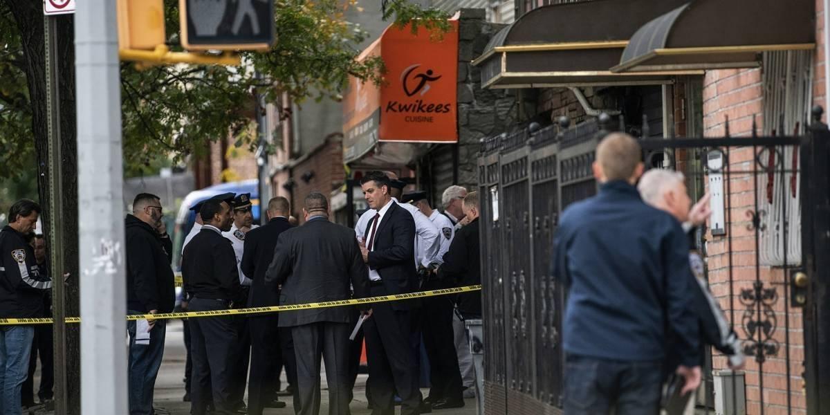 Nuevo tiroteo en New York deja cuatro muertos y tres personas heridas