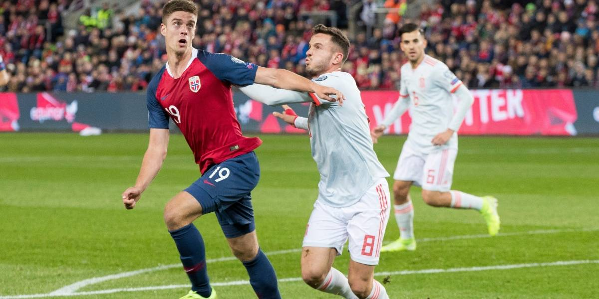 España deja escapar triunfo ante Noruega