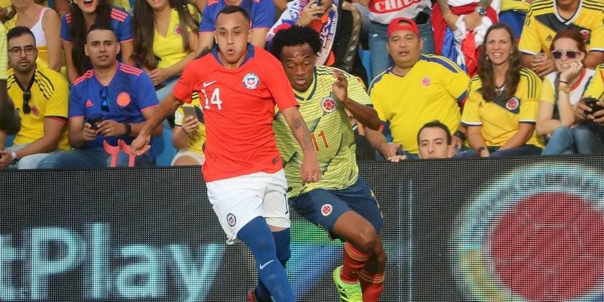 La era Rueda en la Roja sigue en un hoyo: siete partidos sin ganar, sin ideas y un mísero remate al arco con Colombia