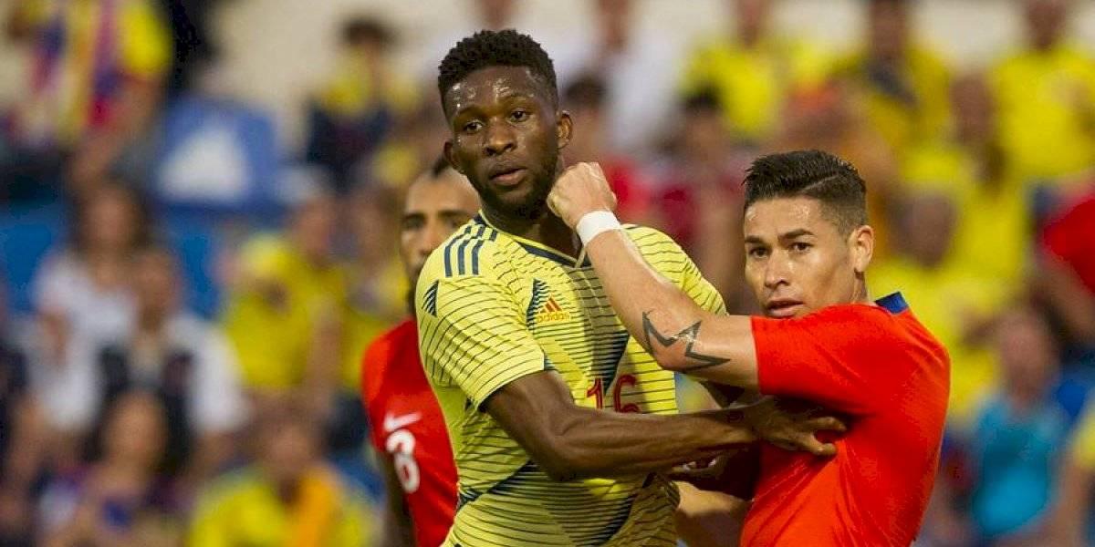 """""""No pareció un amistoso"""": La prensa colombiana quedó sorprendida con el intenso 0-0 ante Chile"""