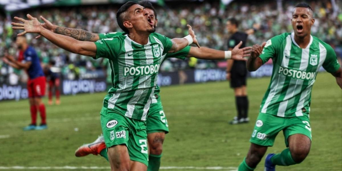 Atlético Nacional vs. Rionegro Águilas: los verdolagas, a consolidarse en la cima
