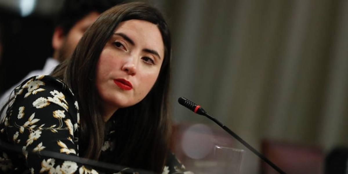 """Alumna agredida en la Universidad de Chile: """"No volveré a guardar silencio"""""""