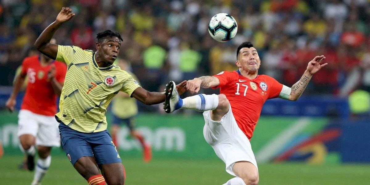 No hubo revancha, no hubo goles, no hubo nada... Colombia y Chile quedaron a deber