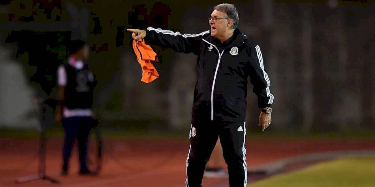 Agrada a Gerardo Martino seriedad en debut del Tri en Liga de Naciones