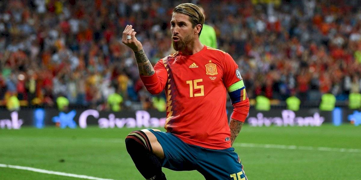 ¡Es un histórico! Sergio Ramos bate récord de Iker Casillas con España